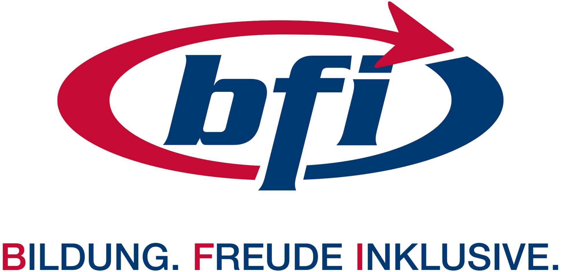 Logo Berufsförderungs Institut (BFI) Wien