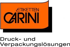 Logo Etiketten Carini