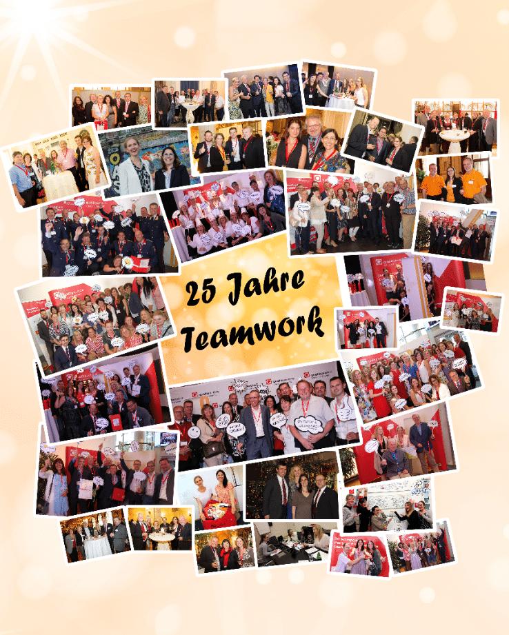 25 Jahre Staatspreis Unternehmensqualität - Teamwork