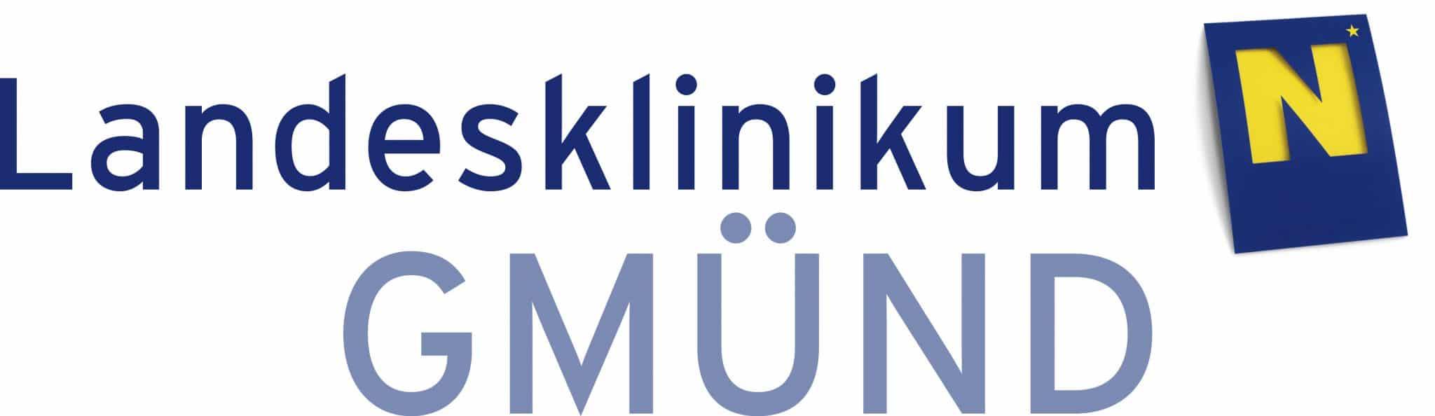 Logo Landesklinkum Gmünd