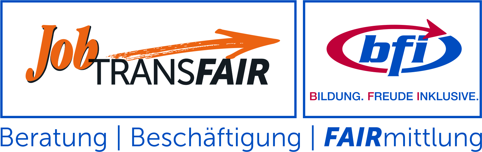 Logo Jobtrainsfair