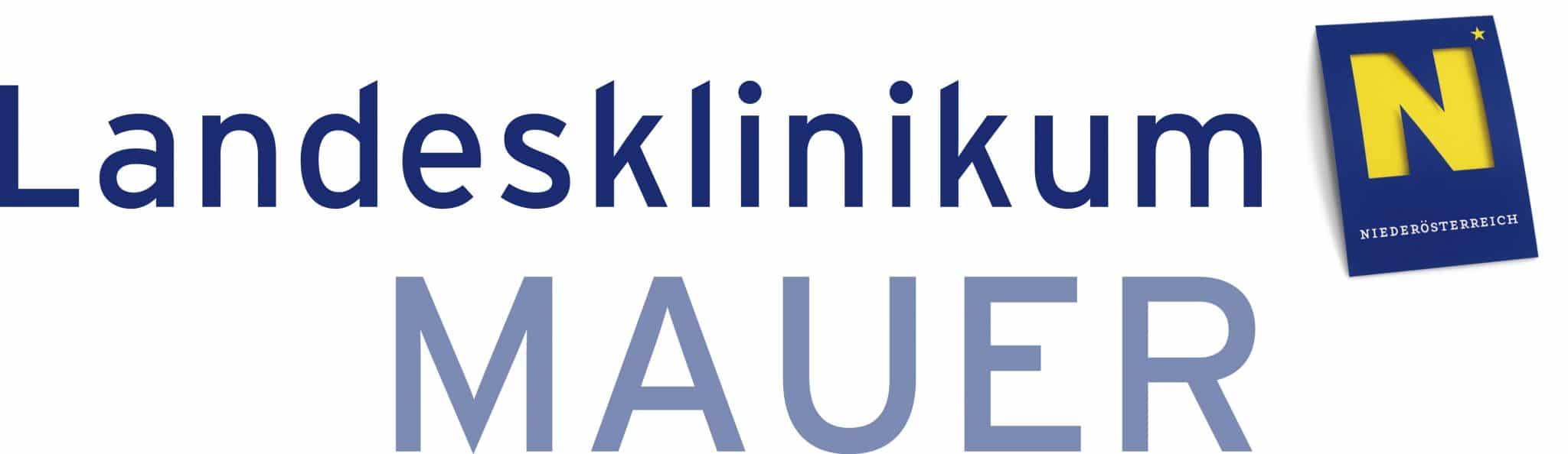 Logo Landesklinkum Mauer