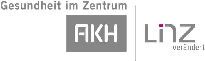 Logo AKH der Stadt Linz