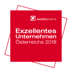 Logo Exzellentes Unternehmen 2018