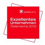 Logo Exzellentes Unternehmen 2019