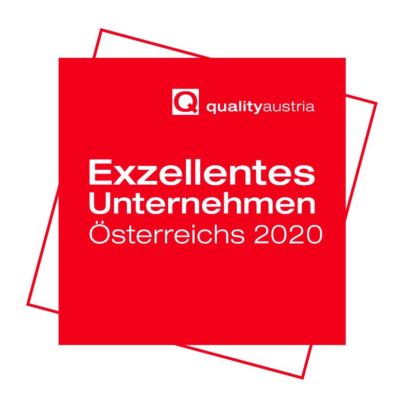 Logo Exzellentes Unternehmen 2020
