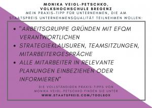 Tippkarte VHS Bregenz